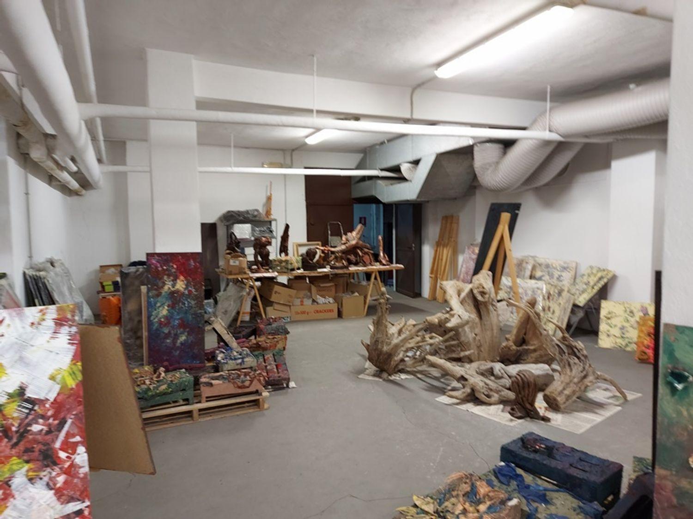 #11914 Negozio in angolo al piano terra con magazzino in vendita - foto 16