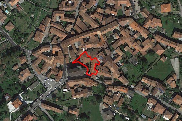 Immagine n0 - Planimetria - Vista aerea - Asta 11923