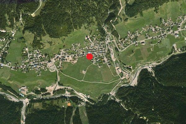 Immagine n0 - Planimetria - Vista aerea - Asta 11931