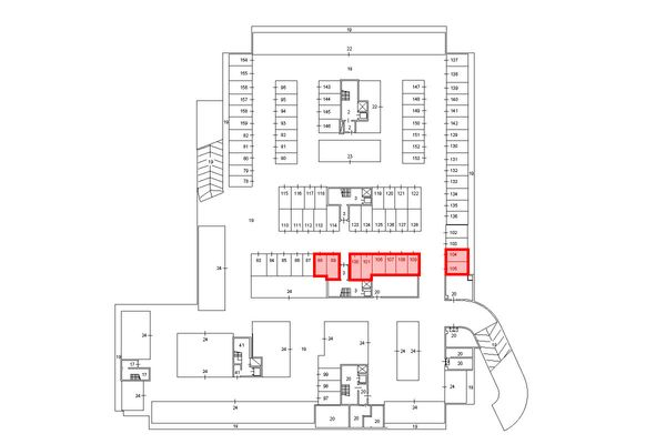 Immagine n0 - Planimetria - Piano interrato - Asta 11949