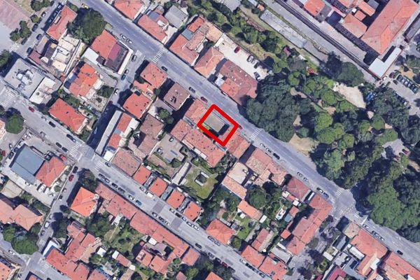 Immagine n0 - Planimetria - Vista aerea - Asta 120