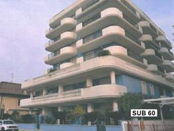 Appartamento in palazzina residenziale con vista mare (sub 60)