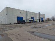 Immagine n4 - Porzione di complesso industriale con uffici - Asta 12087