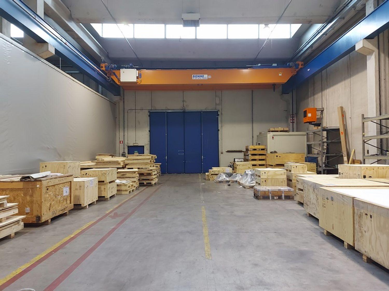 #12087 Porzione di complesso industriale con uffici in vendita - foto 7