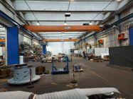 Immagine n7 - Porzione di complesso industriale con uffici - Asta 12087