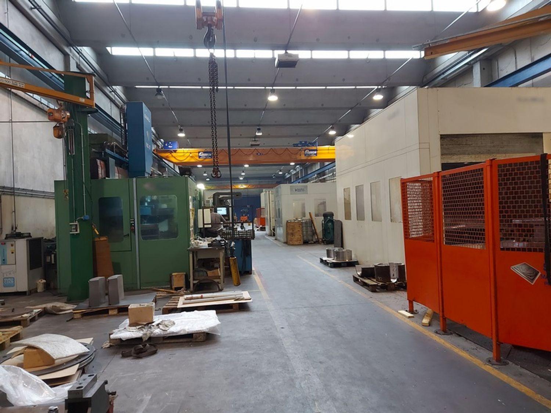 #12087 Porzione di complesso industriale con uffici in vendita - foto 9