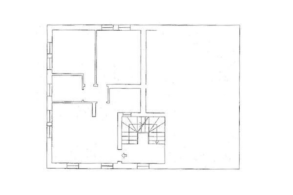 Immagine n2 - Planimetria - Piano secondo - Asta 12180