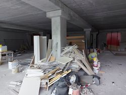 Unfinished shop in a commercial complex sub - Lot 12188 (Auction 12188)