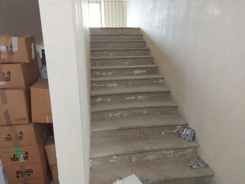 #12197 Locale grezzo al piano terra con garage (sub 122) in vendita - foto 8