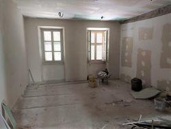 Appartamento grezzo al piano primo con garage (sub 125)