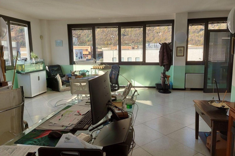 #12201 Capannone con blocco uffici e carri ponte in vendita - foto 8