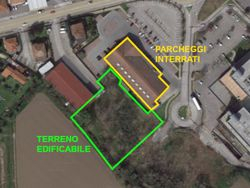 Commercial building land and underground parking spaces - Lot 12256 (Auction 12256)