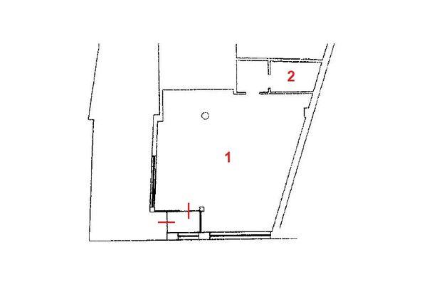 Immagine n1 - Planimetria - Piano terra - Asta 12288