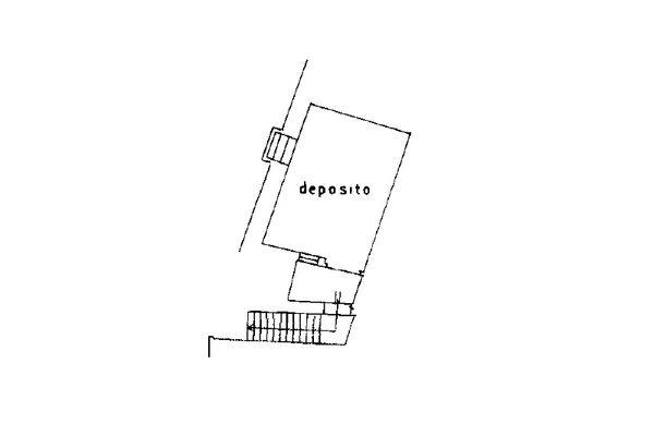 Immagine n2 - Planimetria - Piano interrato - Asta 12288