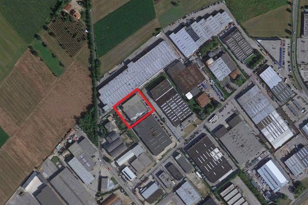 Immagine n0 - Planimetria - Vista aerea - Asta 12295