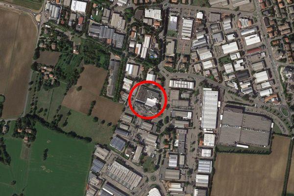 Immagine n1 - Planimetry - Aerial view - Asta 12307