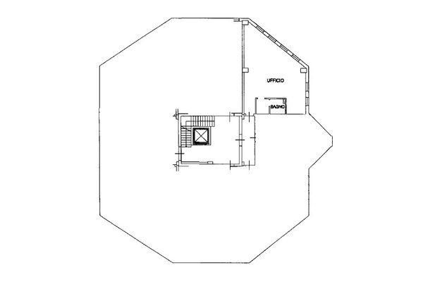Immagine n0 - Planimetry - Second floor - Asta 12307
