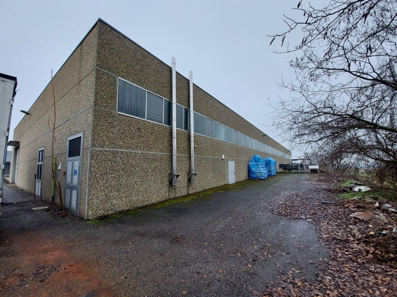 #12309 Capannone industriale con ampia area pertinenziale in vendita - foto 19