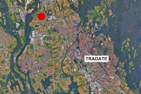 Immagine n0 - Planimetria - Vista aerea - Asta 12345