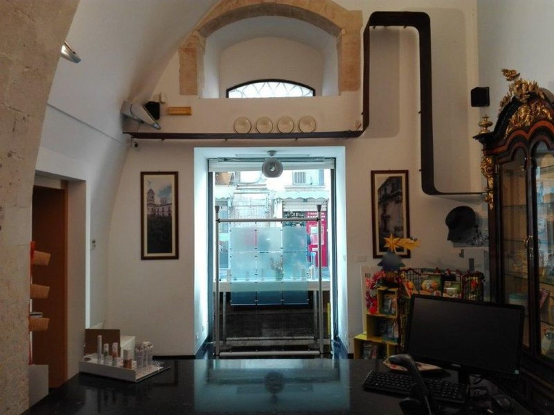 #12350 Locale commerciale in palazzo storico in vendita - foto 4