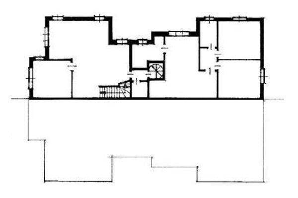 Immagine n1 - Planimetria - Piano terra - Asta 12372