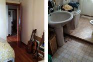Immagine n9 - Quota 1/2 di due appartamenti con garage - Asta 12372