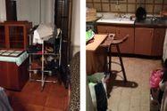 Immagine n11 - Quota 1/2 di due appartamenti con garage - Asta 12372