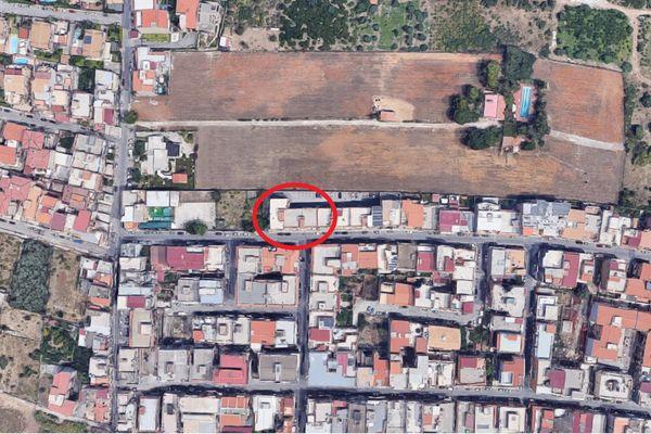 Immagine n0 - Planimetria - Vista aerea - Asta 12436
