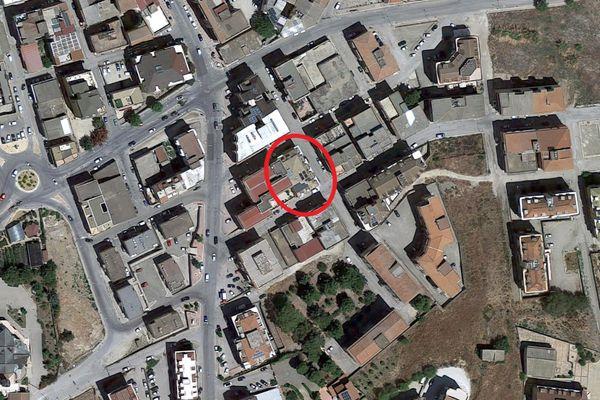 Immagine n0 - Planimetria - Vista aerea - Asta 12440