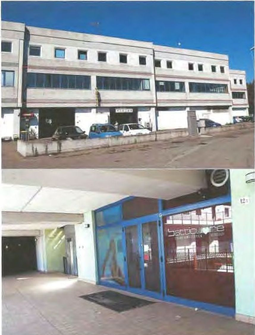 #12470 Palestra in complesso commerciale con 3 posti auto in vendita - foto 8