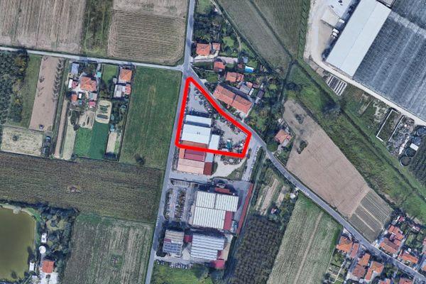 Immagine n0 - Planimetry - Aerial view - Asta 12491