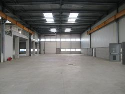 Portion of industrial warehouse with custodian house - Lot 12495 (Auction 12495)