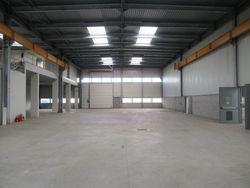 Porzione di capannone industriale con abitazione custode - Lotto 12495 (Asta 12495)
