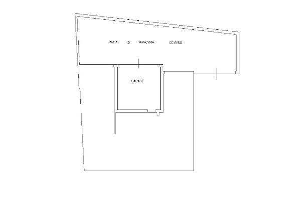 Immagine n1 - Planimetria - Piano interrato - Asta 12499