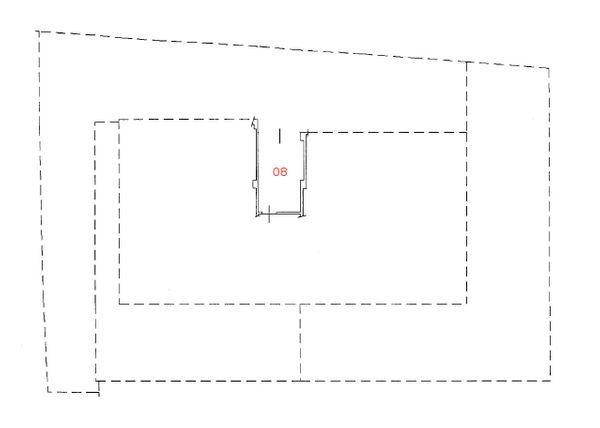 Immagine n0 - Planimetria - Piano seminterrato - Asta 1250