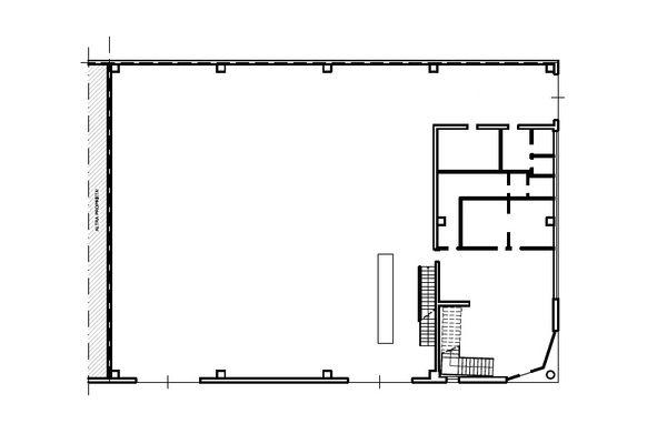 Immagine n0 - Planimetria - Piano terra - Asta 12501