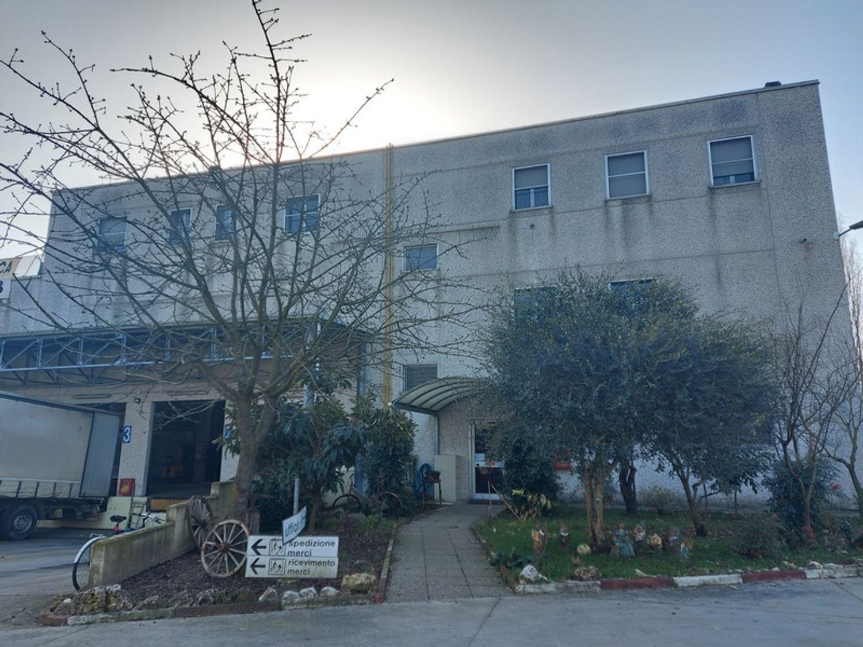 #12506 Capannone con uffici ed appartamento in vendita - foto 2