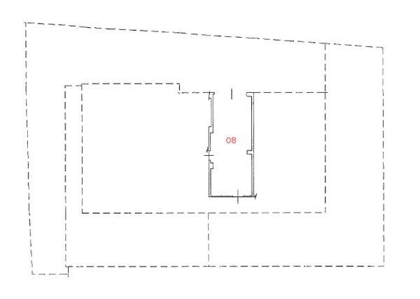 Immagine n0 - Planimetria - Piano seminterrato - Asta 1251