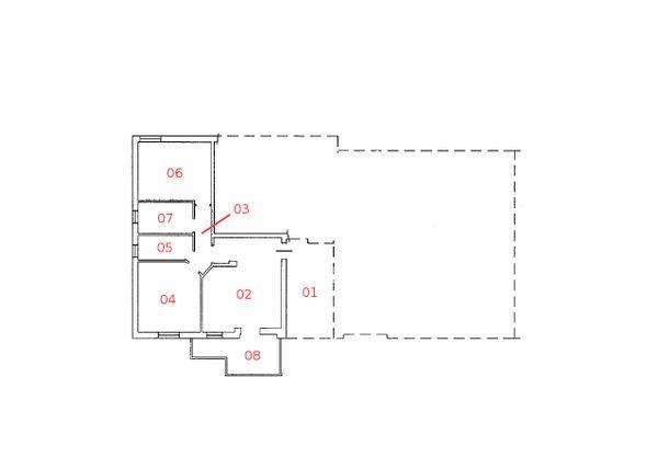 Immagine n7 - Planimetria - Piano primo - Asta 1253