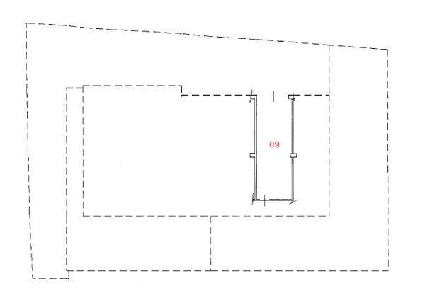 Immagine n0 - Planimetria - Piano seminterrato - Asta 1253