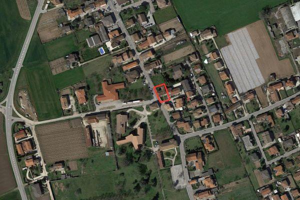Immagine n0 - Planimetria - Vista aerea - Asta 1255