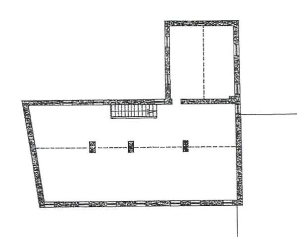 Immagine n3 - Planimetria - Piano secondo - Asta 1255