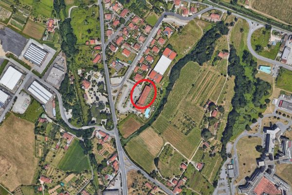 Immagine n0 - Planimetry - Aerial view - Asta 12564