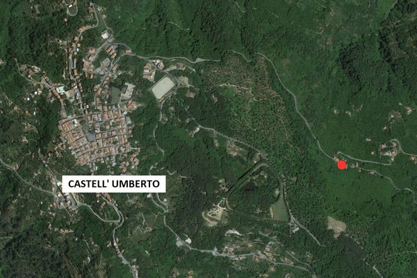 Immagine n0 - Planimetry - Aerial view - Asta 1266