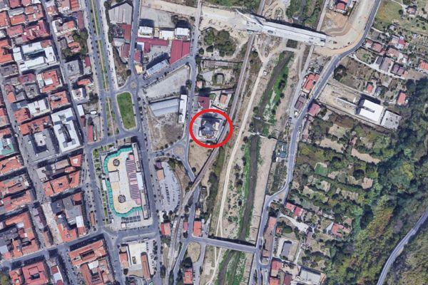 Immagine n0 - Planimetria - Vista aerea - Asta 12693