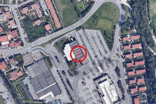 Immagine n0 - Planimetria - Vista aerea - Asta 12694