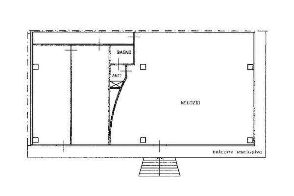 Immagine n0 - Planimetria - Piano terra - Asta 12694