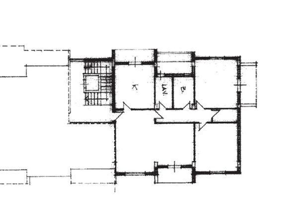 Immagine n0 - Planimetria - Piano quarto - Asta 1270