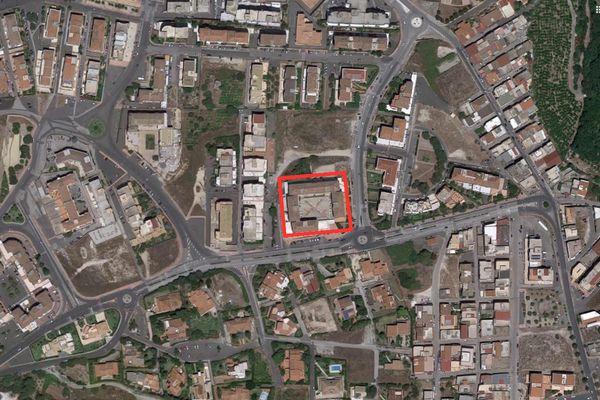 Immagine n0 - Planimetria - Vista aerea - Asta 1272