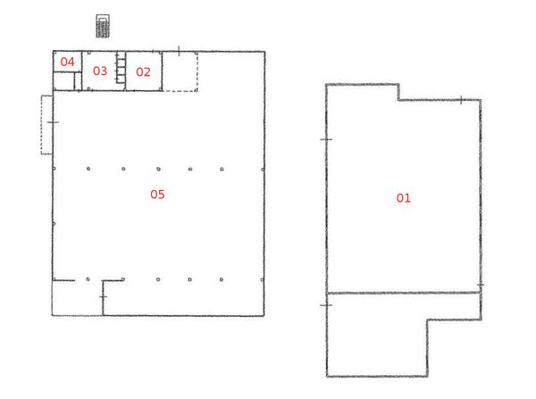 Immagine n4 - Planimetry - Ground floor - Asta 1274